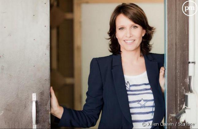 Carole Rousseau s'exprime pour la première fois sur son départ de TF1 pour C8