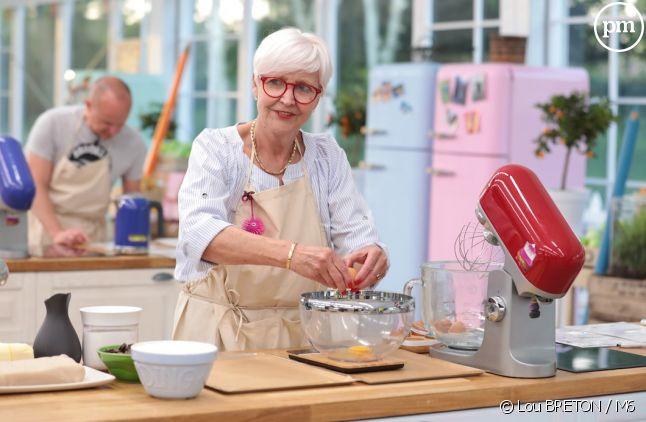 "Astrid, candidate du ""Meilleur Pâtissier"" 2018"