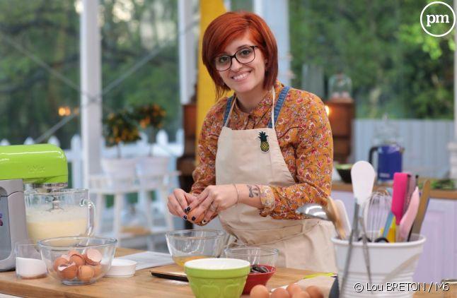 """Laurie, candidate du """"Meilleur Pâtissier"""" 2018"""