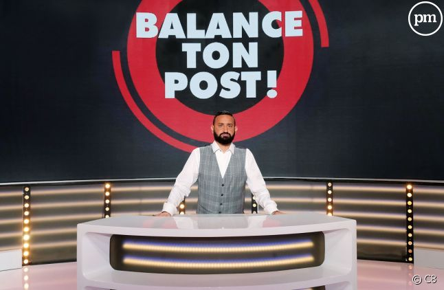 "Cyril Hanouna dans ""Balance ton post !"""