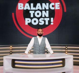 Cyril Hanouna dans 'Balance ton post !'