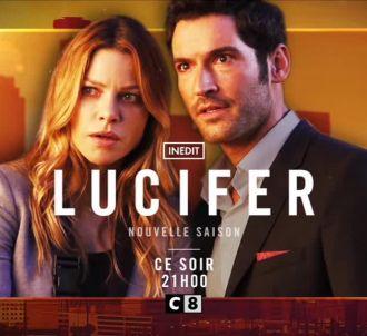 'Lucifer' saison 3 dès ce soir sur C8