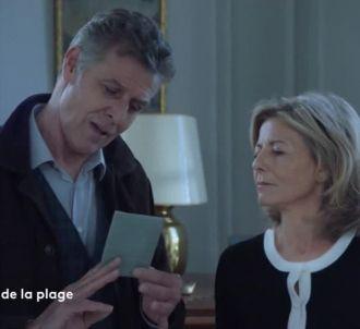 Claire Chazal sur France 3