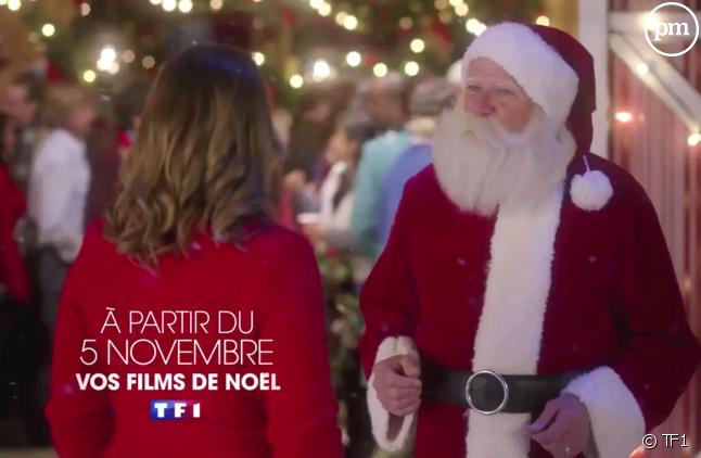 Les téléfilms de Noël de retour sur TF1 et M6 début novembre