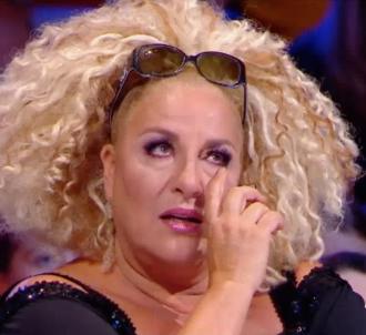 Marianne James émue aux larmes dans 'Incroyable talent'...