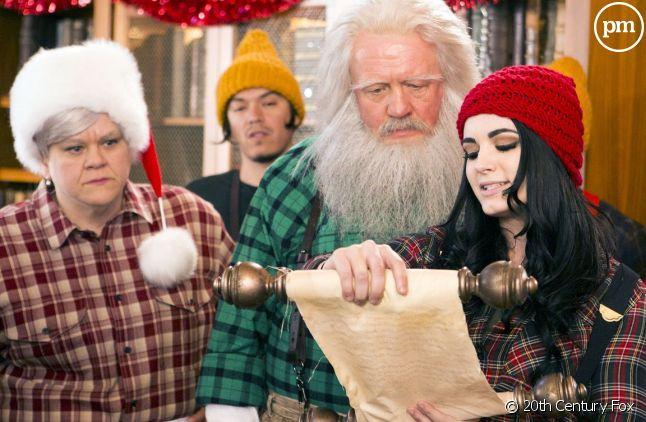 Le Père Noël fait toujours recette