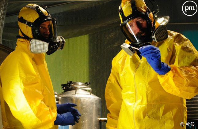 Un film Breaking Bad en préparation