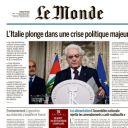 """Plantu salue Mamoudou Gassama à la Une du """"Monde"""""""