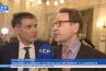Olivier Faure (PS) trolle une interview en direct de Gilles Le Gendre (LREM) sur LCP
