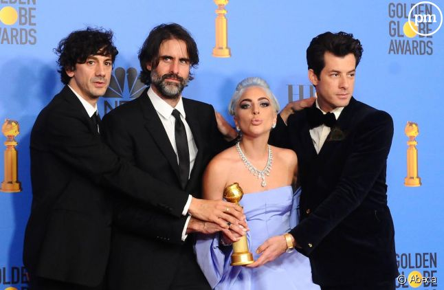 """A Star Is Born"", grand perdant des Golden Globes 2019"