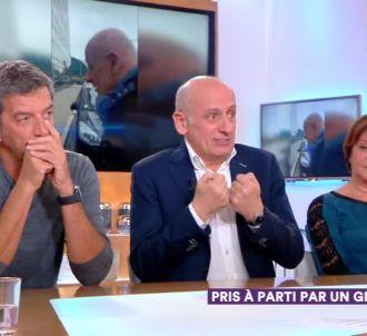 Jean-Michel Aphatie dans 'C à vous'