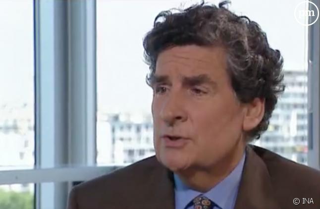 Xavier Gouyou-Beauchamps, ancien PDG de France Télévisions.