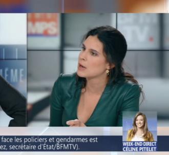 Passe d'armes entre Yann Moix et Apolline de Malherbe sur...