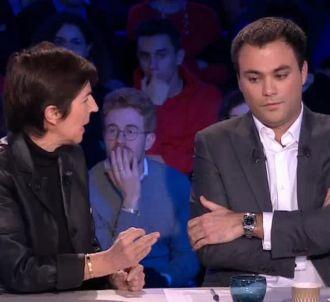 Accrochage entre Christine Angot et Charles Consigny dans...
