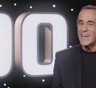 Thierry Ardisson dans le documentaire 'La télé des années...