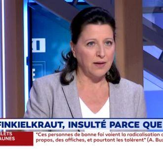 Agnès Buzyn invitée d'Adrien Gindre sur LCI