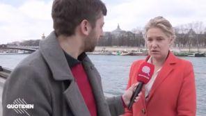 """Après un reportage de """"Quotidien"""", Nicolas Dupont-Aignan évince une candidate de sa liste pour les Européennes"""