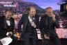 Oscars 2019 : Didier Allouch et Laurent Weil victimes d'un énorme fou rire pendant la cérémonie sur Canal+