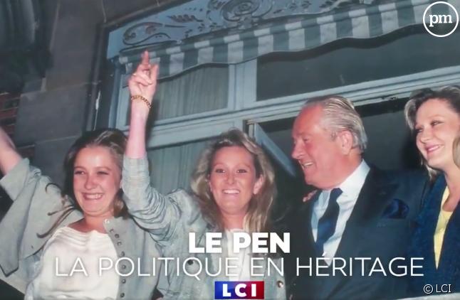 """""""Le Pen : La politique en héritage"""" ce soir sur LCI"""