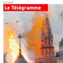 """""""L'impensable"""" en Une du """"Télégramme"""""""