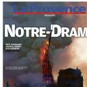 """""""Notre Drame"""" en Une de """"La Provence"""""""