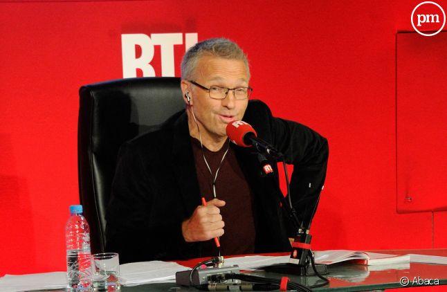 Laurent Ruquier sur RTL