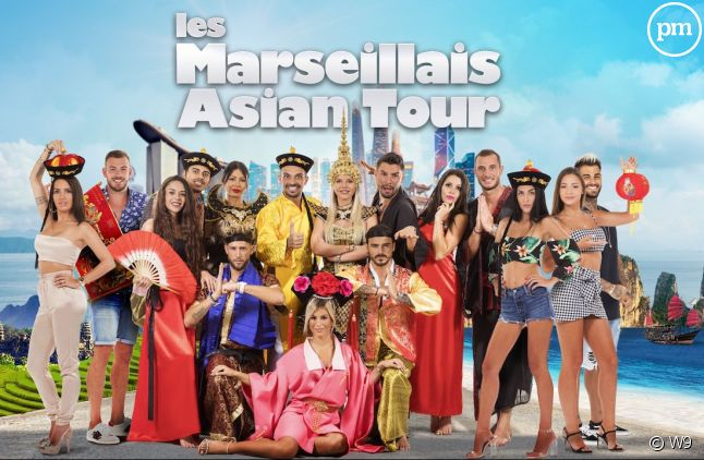 """Les Marseillais Asian Tour"""