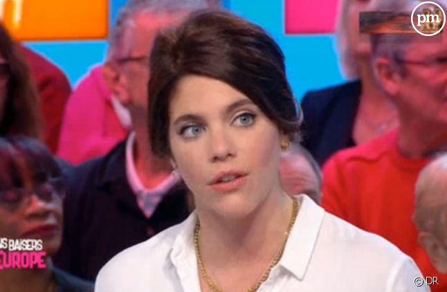 """Julia Molkhou dans """"Bons baisers d'Europe"""""""