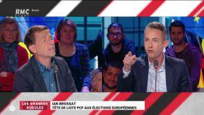 """""""C'est honteux !"""" : Vif accrochage entre Daniel Riolo et Ian Brossat dans """"Les Grandes Gueules"""""""