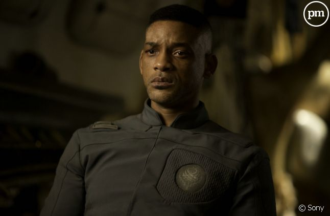 "Will Smith dans ""After Earth"""