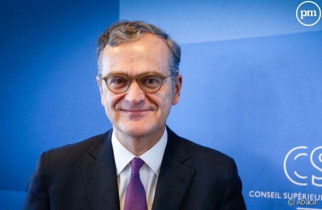 Roch-Olivier Maistre, président du CSA