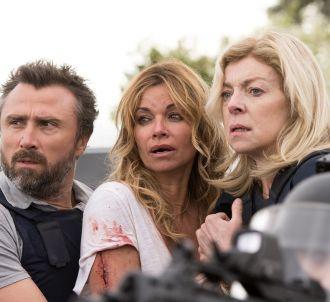 Alexandre Brasseur, Ingrid Chauvin et Luce Mouchel dans...