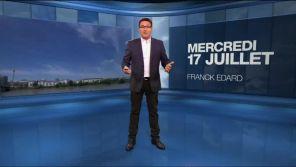Victime d'un accident, une présentatrice météo est remplacée à la dernière minute par un journaliste de M6