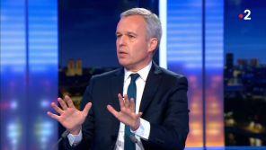 """""""Journalisme de démolition et de diffamation"""" : François de Rugy fustige les """"articles mensongers"""" de """"Mediapart"""" sur F2"""