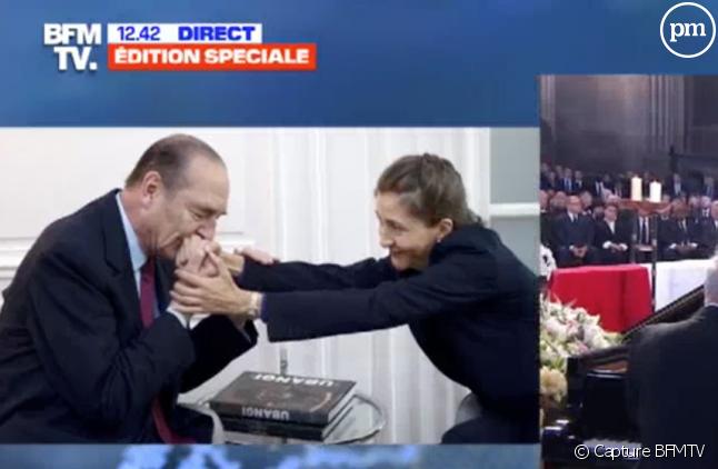 La chaîne info du canal 15 a été très suivie hier durant l'hommage à Jacques Chirac