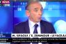 """""""Face à l'info"""" : Quelle audience pour la première d'Eric Zemmour sur CNews ?"""