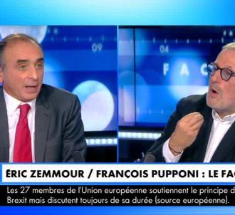 Eric Zemmour dérape sur CNews