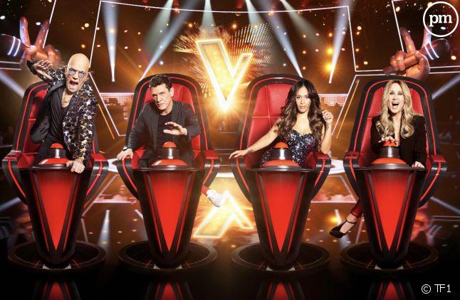 """Les nouveaux coachs de """"The Voice"""""""