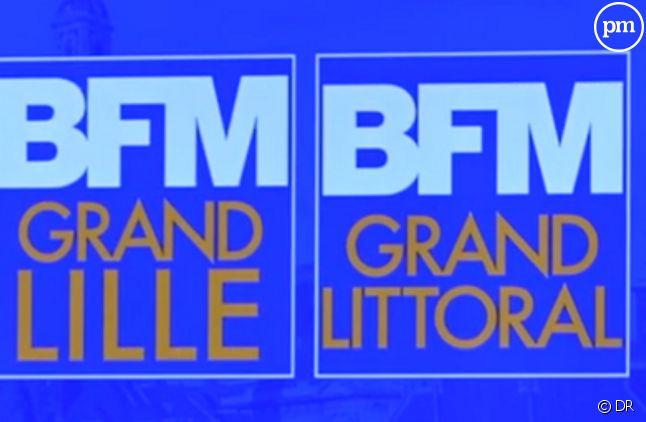 BFM Grand Lille et BFM Grand Littoral seront deux chaînes complémentaires