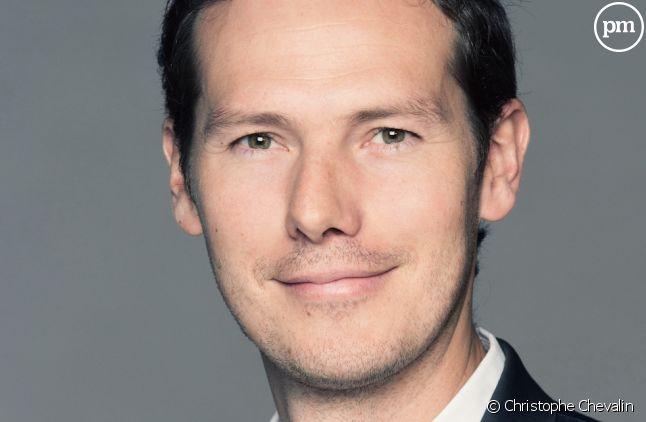 Julien Degroote, directeur de la veille et du développement du groupe TF1, en interview sur puremedias.com