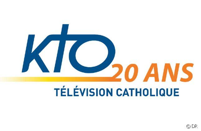 Logo de la chaîne KTO qui vient de fêter ses 20 ans d'existence