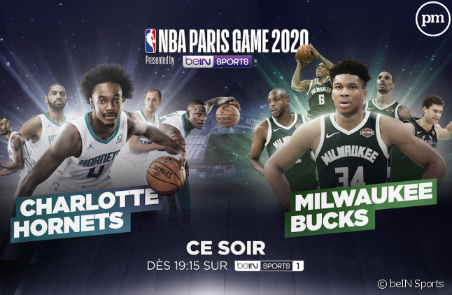 beIN Sports retransmettra l'affiche de NBA qui se déroulera à Paris.