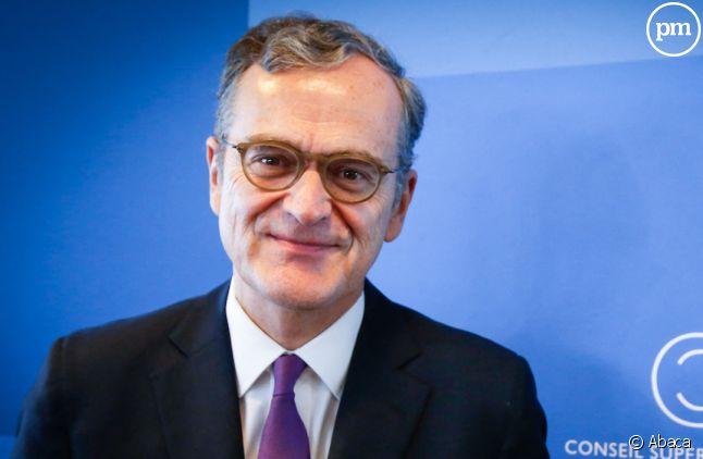 Roch-Olivier Maistre, le président du CSA
