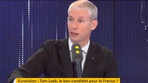 Eurovision 2020 : Franck Riester veut obliger France Télévisions à choisir une chanson en français