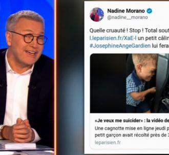 Laurent Ruquier tacle Nadine Morano dans 'On n'est pas...