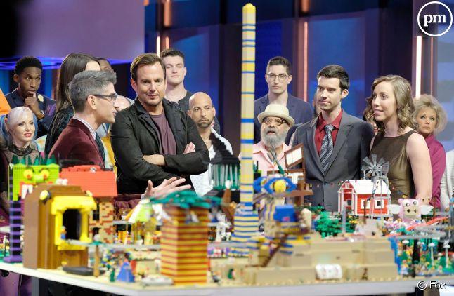 """La version américaine de """"Lego Masters"""", animée par Will Arnett"""