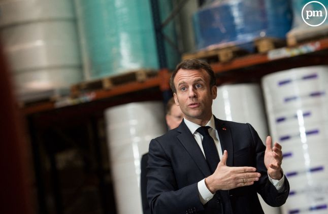 Emmanuel Macron s'est de nouveau exprimé à la télévision mardi