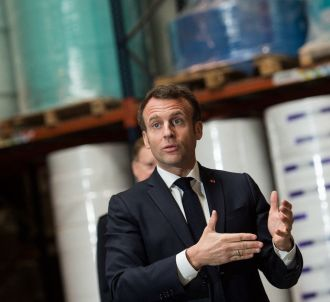 Emmanuel Macron s'est de nouveau exprimé à la télévision...