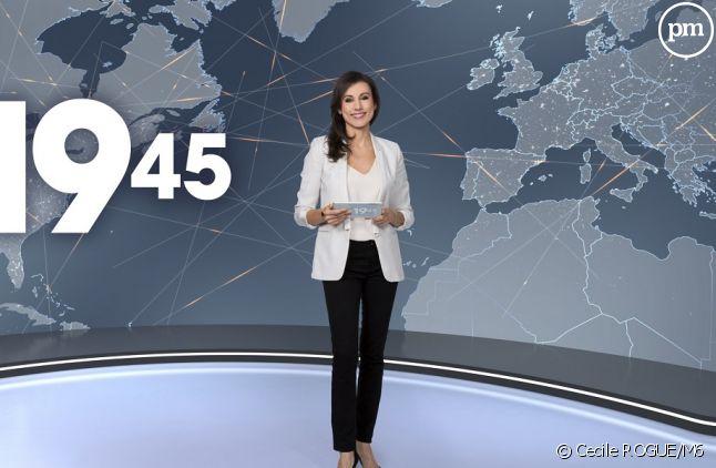 Marie-Ange Casalta sur M6
