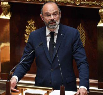 Edouard Philippe à l'Assemblée nationale, le 28 avril...